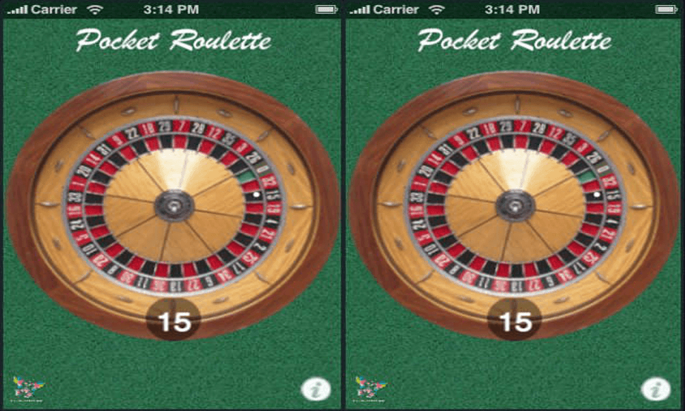 virtual roulette game download