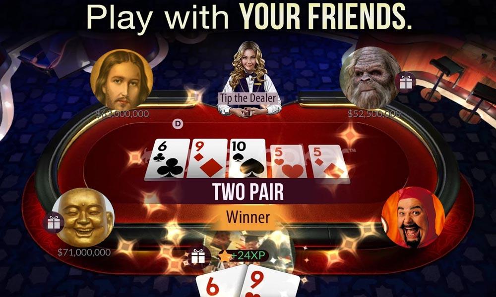 Zynga Poker App Android
