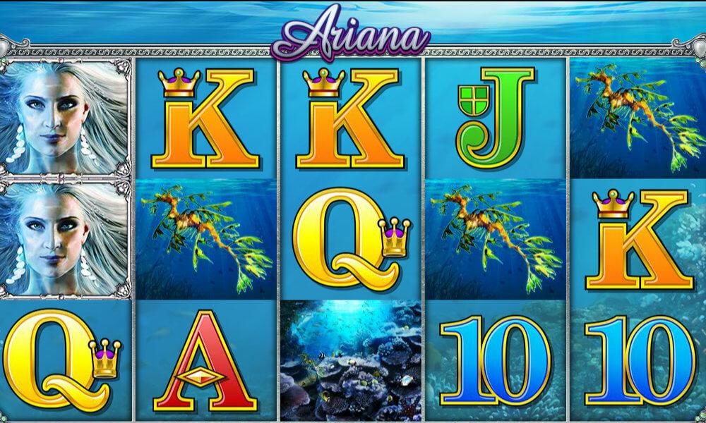 Ariana Slot Game