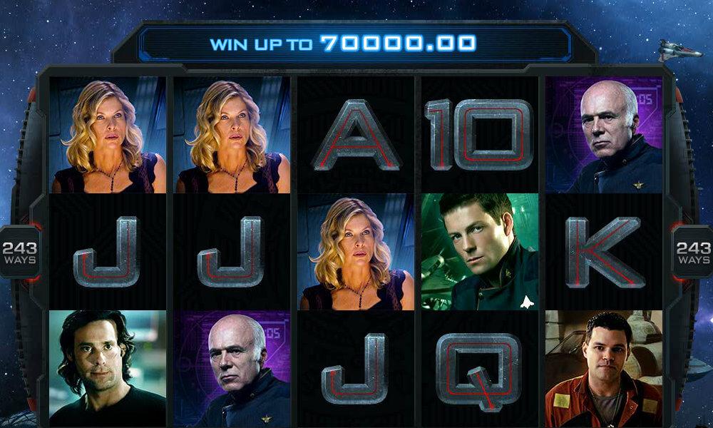 Pokie Game Battlestar Galactica