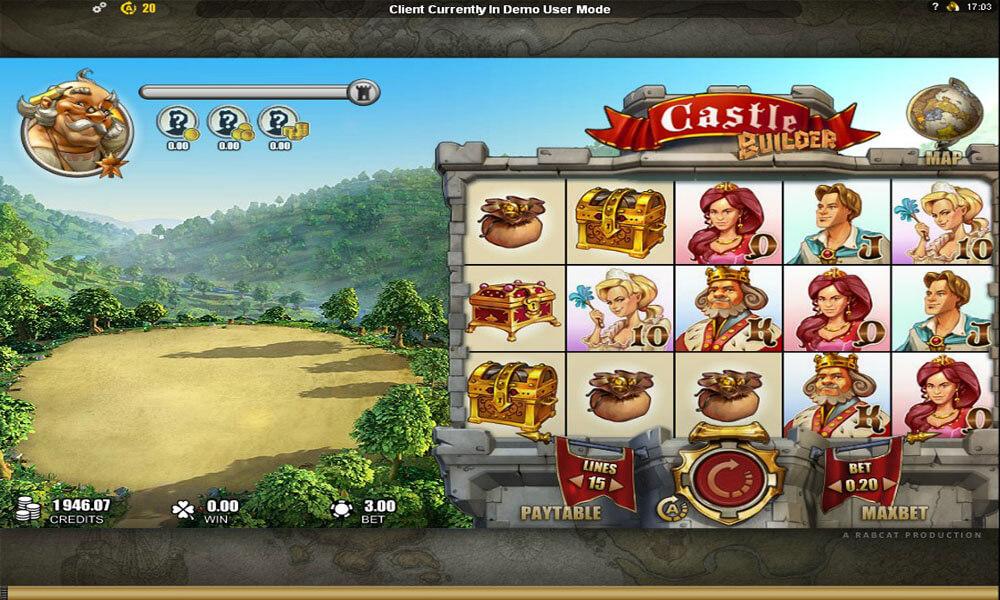 Castle gambling