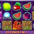Slot Game Elementals