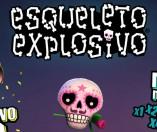 Pokie Esqueleto Explosivo