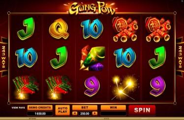 Gung Pow Pokie Featured
