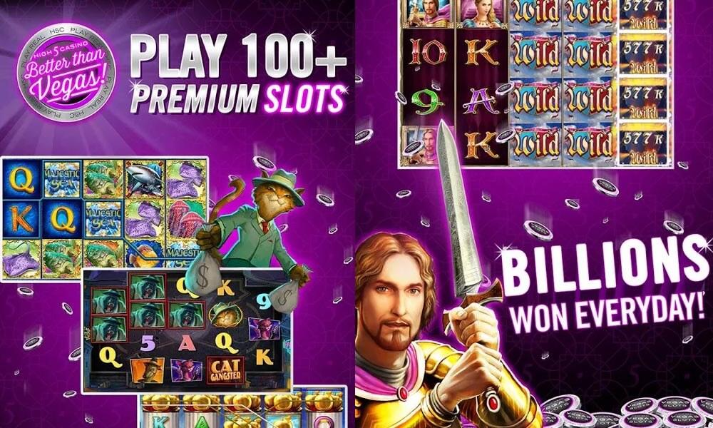 High 5 Casino App