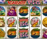 Karate Pig Pokie