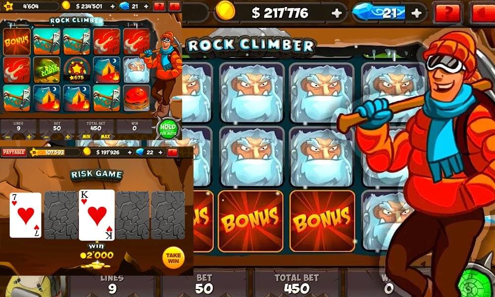 эмуляторы игровых автоматов crazy monkey и rock climber free