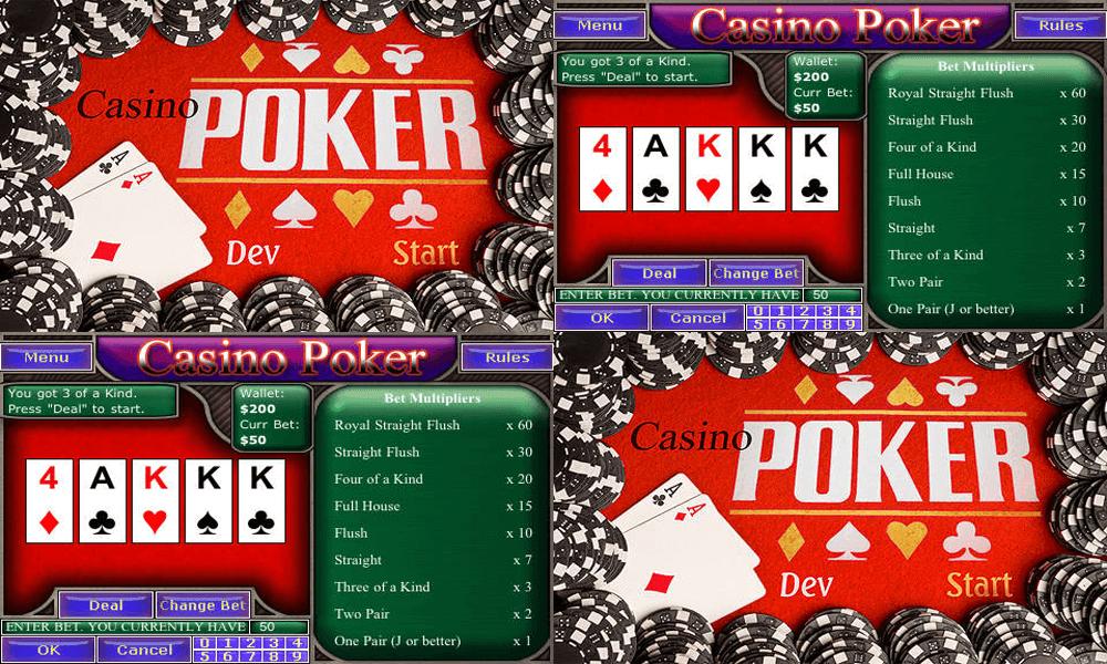 Casino Poker by Dean Avanti