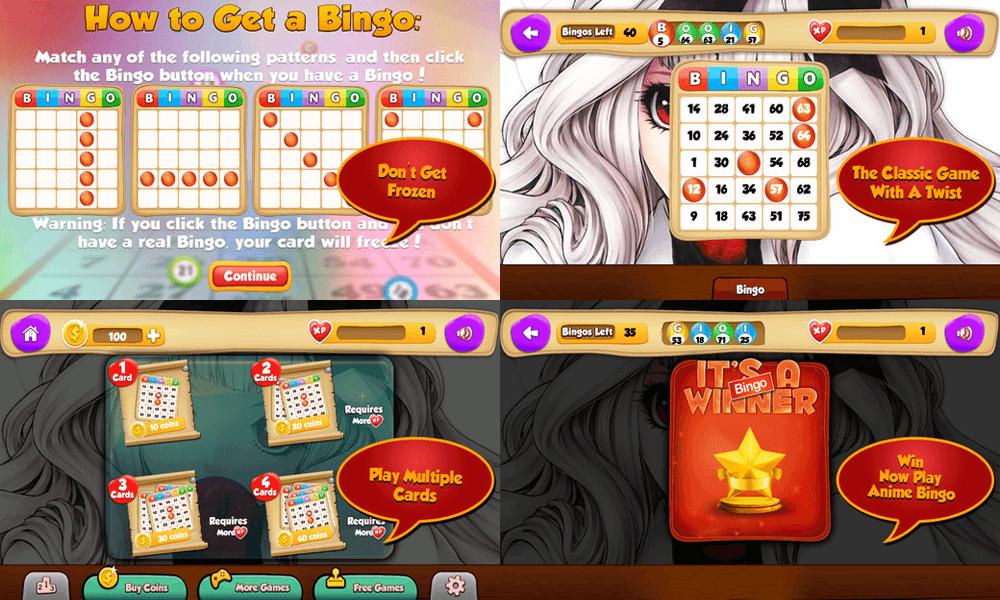 Casino Style Bingo