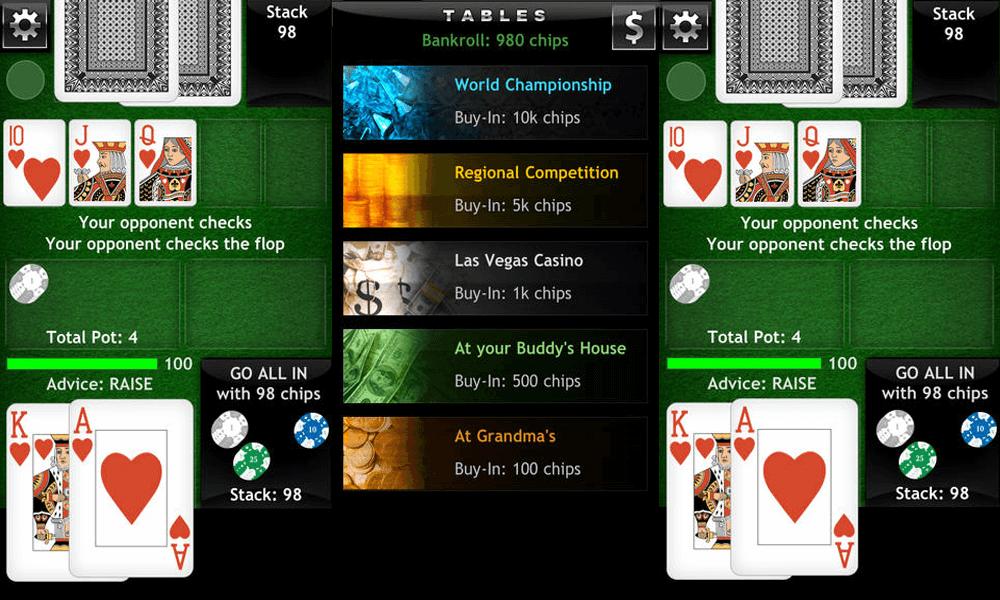 Texas Holdem Free Poker