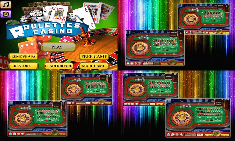 Roulette Casino 50