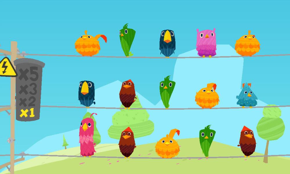birds on a wire casino